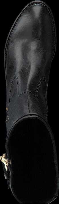 Billi Bi - 702 Black calf/gold 802 S
