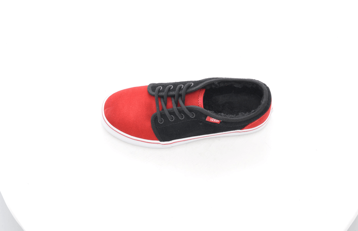 Vans - K 106 Vulcanized Fleece Chili