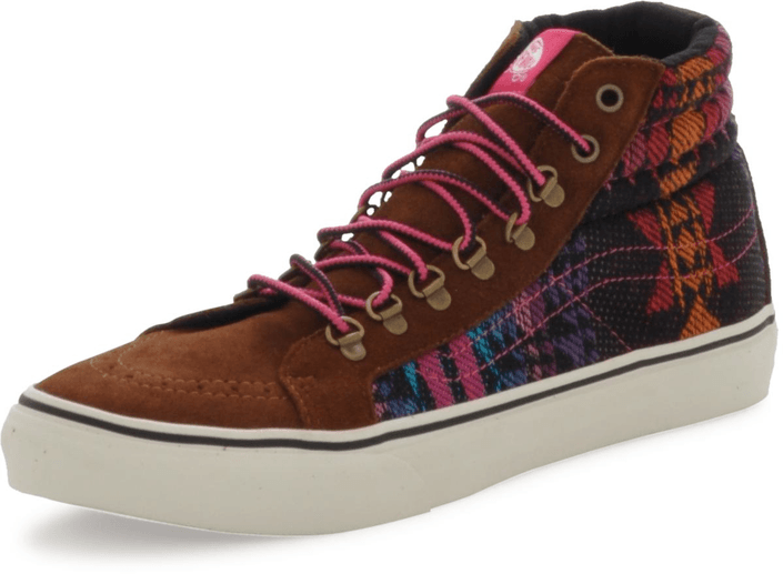 Vans - U SK8-HI SLIM Inca monks robe