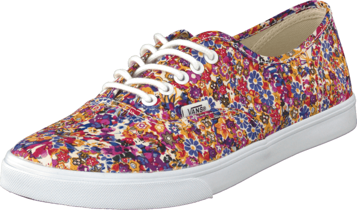 Vans - U Authentic Lo Pro Ditsy Floral Purple