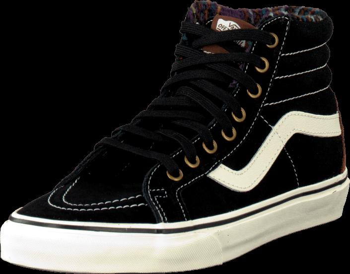 Vans - U Sk8-Hi Reissue Baja Black