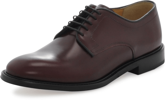 Hope - Owen Derby Shoe Burgundy