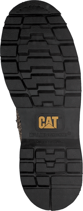 CAT Colorado Black Dot Print Hair Calf