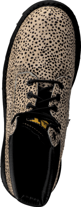 CAT - Colorado Black Dot Print Hair Calf
