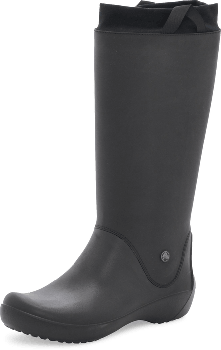 Crocs - RainFloe Boot W Black/Black