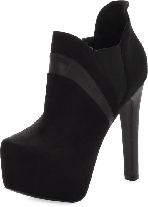 Sugarfree Shoes - Ilona Black