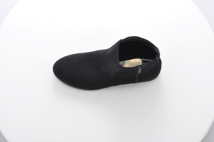 Sugarfree Shoes - Nina Black / Pony Hair