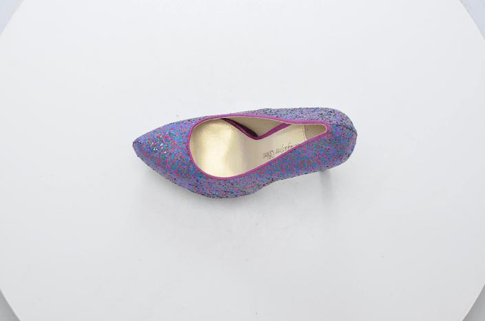 Sugarfree Shoes - Ninja Multiglitter