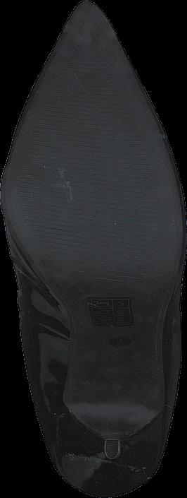 Sugarfree Shoes - Sally Black Patent