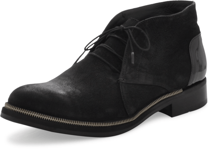 V Ave Shoe Repair Semi Shoe Black