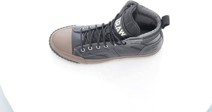 G-Star Raw - Campus Scott II Hi LTHR Black Lthr