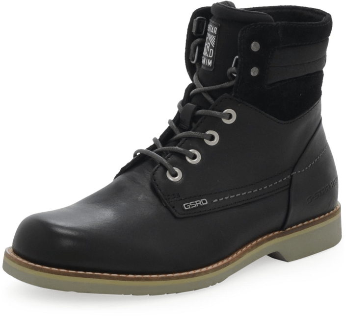 G-Star Raw - District Summit Black Lthr