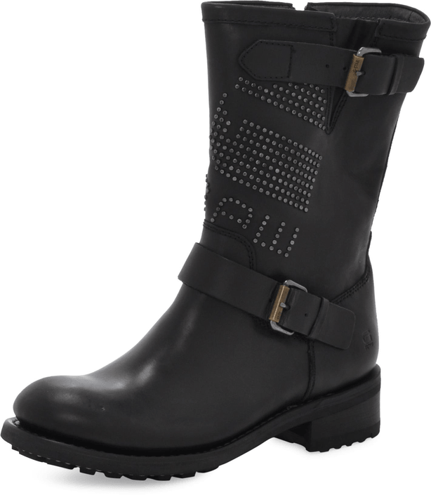 G-Star Raw - Foundry Rigger Rivet Black Lthr