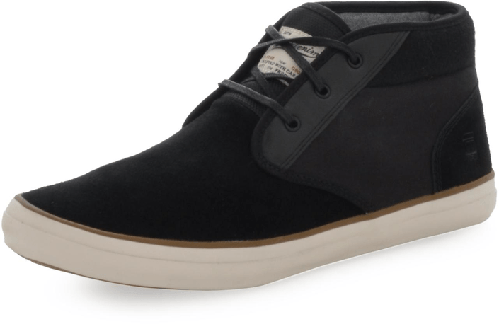 G-Star Raw - Stun Viper Black Suede & Canvas