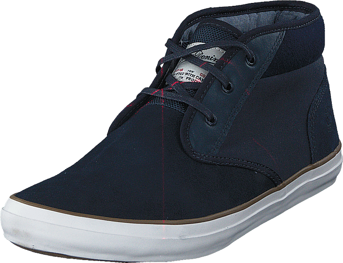 G-Star Raw - Stun Viper Navy Suede & Canvas