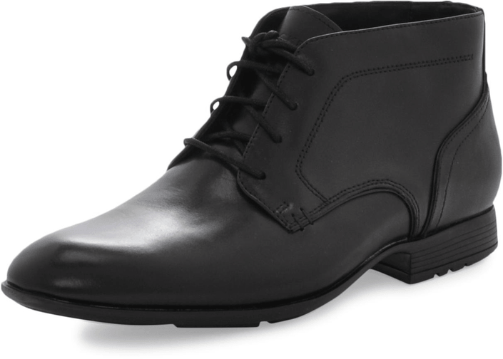 Rockport - Dialed In Chukka Black