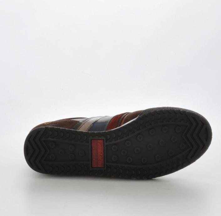 Pantofola d'Oro - Ascoli Prep Mid Tortoise Shell