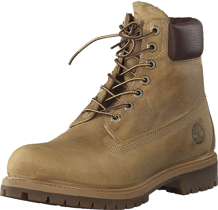 Timberland - 27092 Heritage 6 in Premium Wheat Burnished