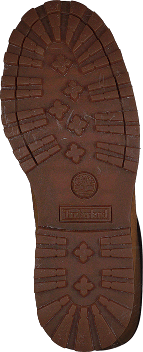 Timberland - 83880 Girls Classic Tall Lace Brown