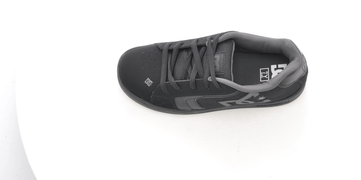 DC Shoes - Kids Net Black/Black/Black