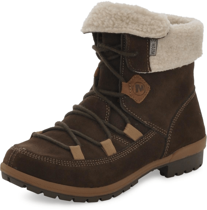 Merrell - Emery Lace Dark Earth