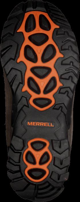 Merrell - Norsehund Omega Mid Wtpf Merrell Stone