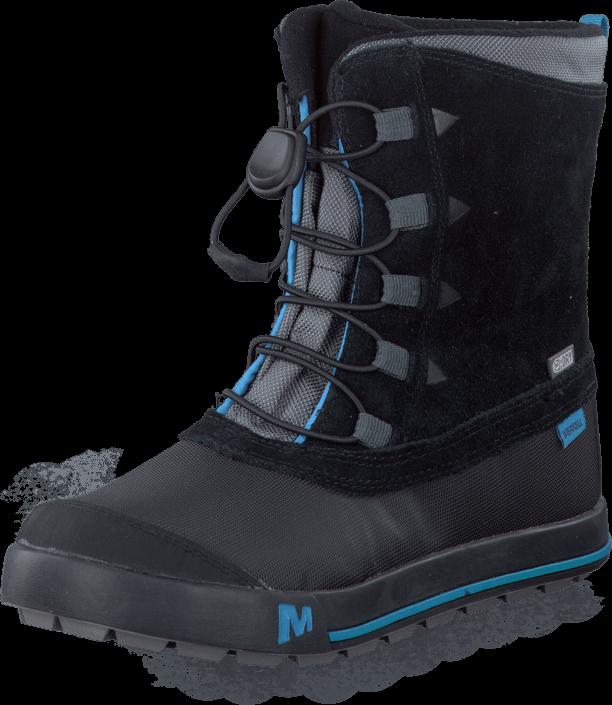 Merrell - Snowbank Wtpf Kids Black