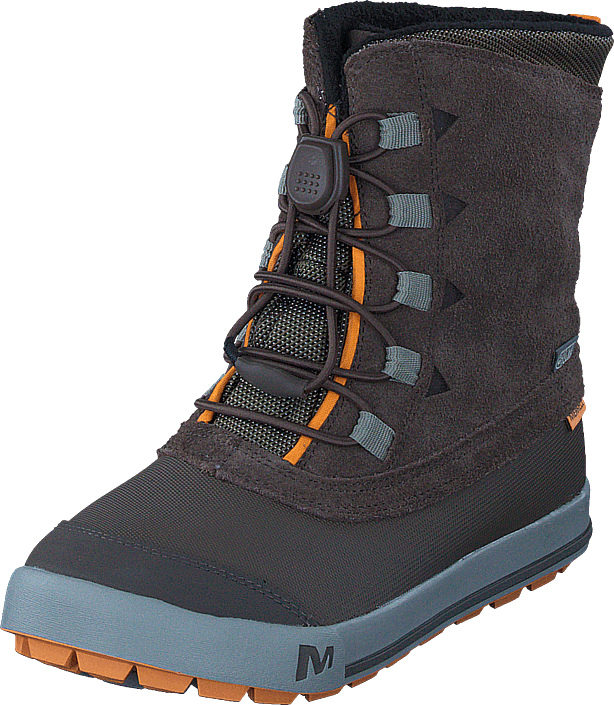 Merrell - Snowbank Wtpf Kids Chocolate Chip