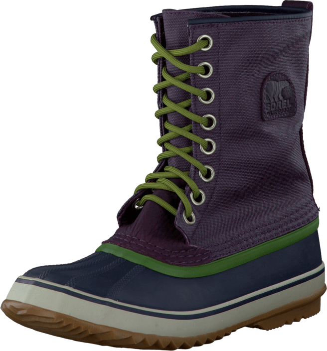 Sorel - 1964 Prem CVS NL1717-507 Boysenberry, Elm