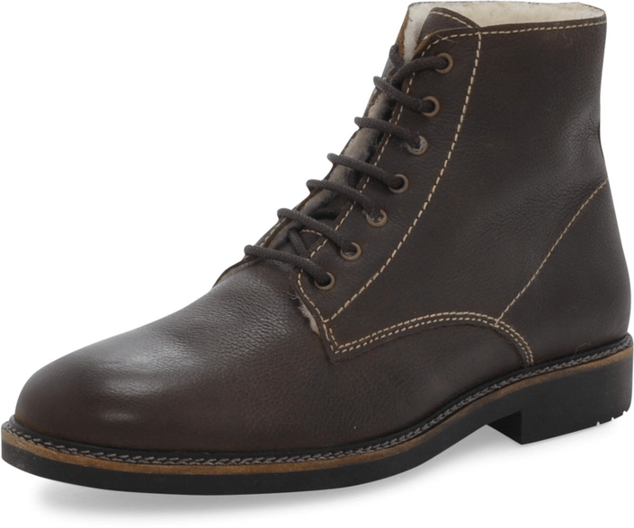 Mentor Boot Brown Washed