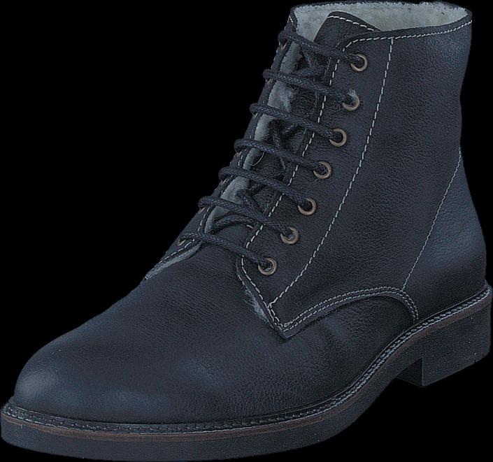 c9aeb1984be Billede af Mentor Boot Black Washed Black, Sko, Boots & Støvler, Kraftige  støvler