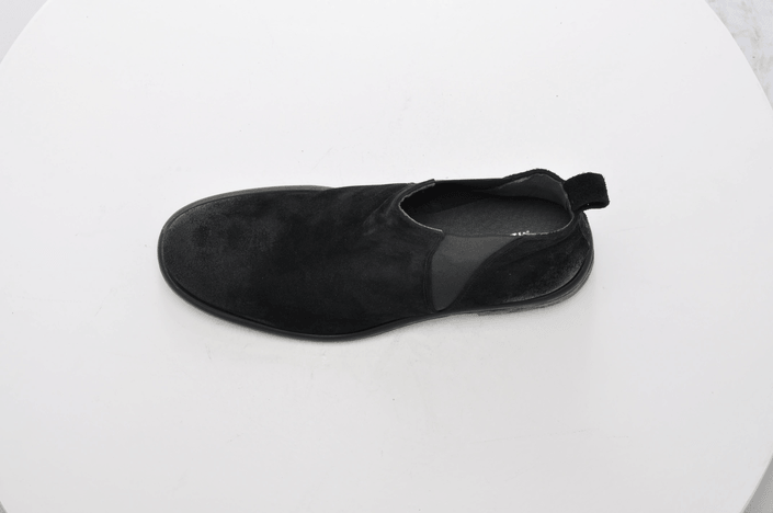 Mentor - Chelsea Boot Black Suede
