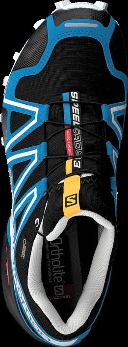 Salomon - Speedcross 3 Gtx Black/Methyl Blue/Wh