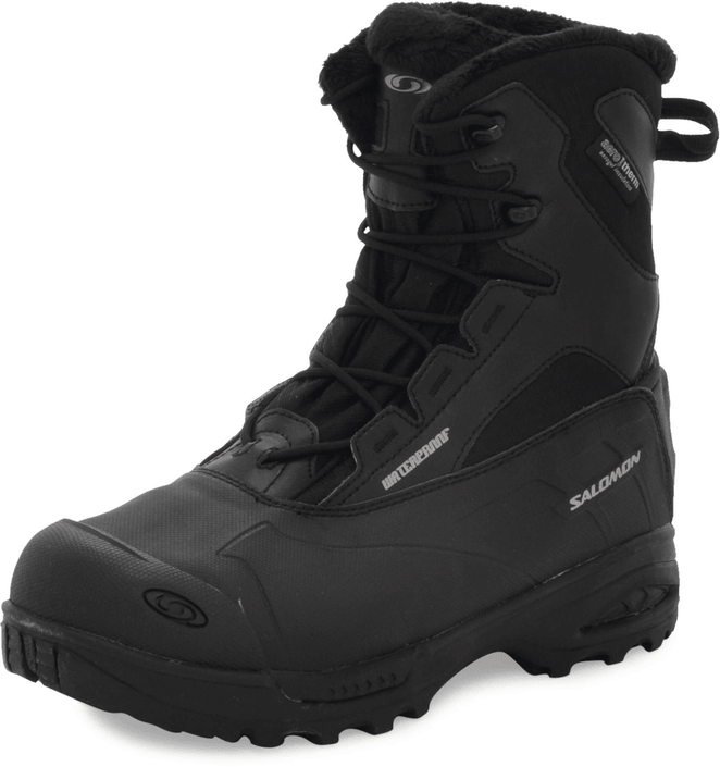 Salomon - Toundra Mid Wp Black