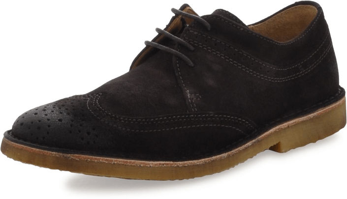 Henri Lloyd - Alderley Brogue Shoe Chocolate