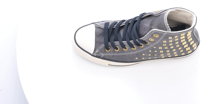 Converse - CT Collar Studs Black