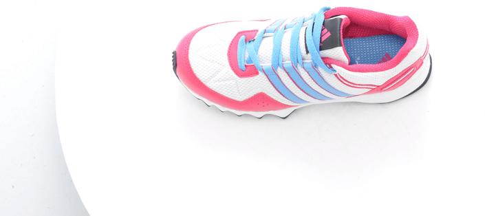 adidas Sport Performance - Adifaito K Run White Ftw/Blast Pink
