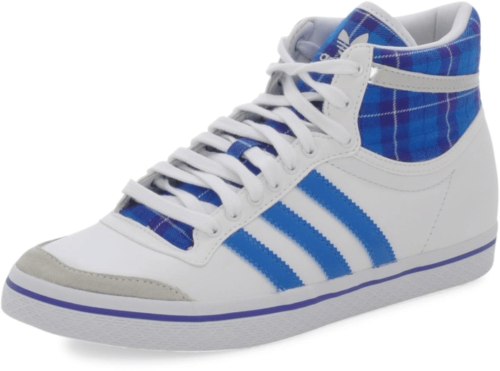 adidas Originals - Top Ten Vulc W Running White/Bluebird