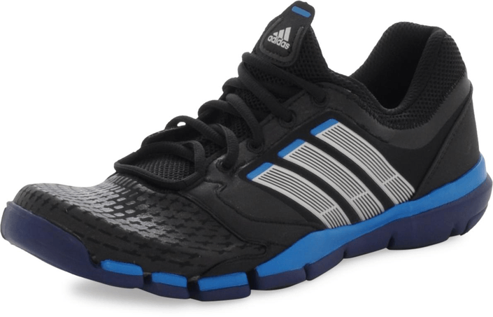 adidas Sport Performance - Adipure Trainer 360 Black 1/Metallic Silver