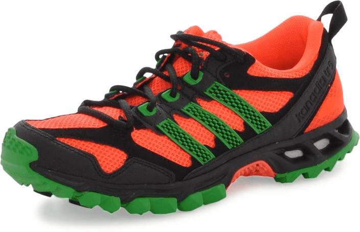 adidas Sport Performance - Kanadia 5 Tr M Infrared/Real Green