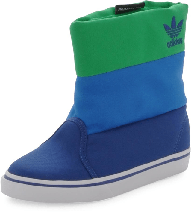 adidas Originals - Winter Vulc I Fairway/Bluebird/Pride Ink