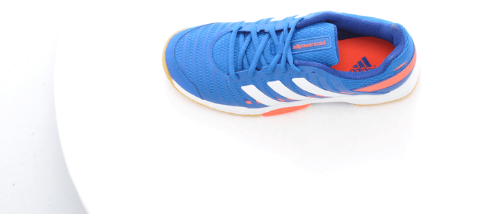 adidas Sport Performance - Adipower Stabil Prime Xj Blue Beauty/RunningWhite