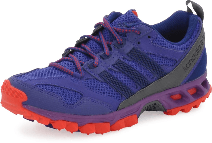 adidas Sport Performance - Kanadia 5 Tr W Blast Purple F13/Hero Ink