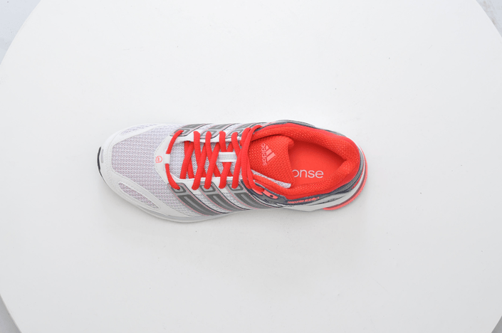 adidas Sport Performance - Resp Stab 5W Running White Ftw/Neo Iron Me