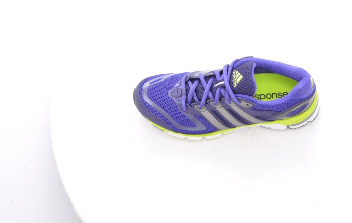 adidas Sport Performance - Response Cushion 22 W Blast Purple F13/Tech Silver