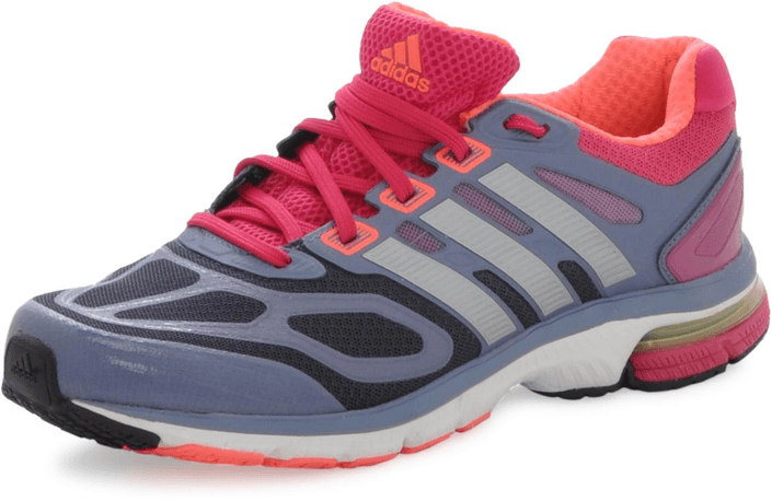 adidas Sport Performance - Supernova Sequence 6 W Urban Sky F12/Metallic Silver
