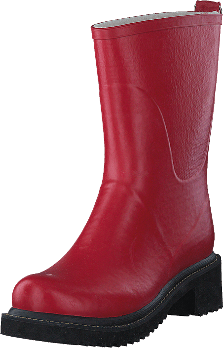 Ilse Jacobsen - 3/4 Rubberboot Red 300