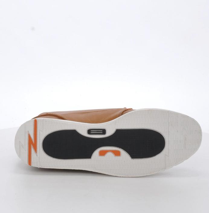Hub Footwear - Jag Leather/Lumberjack Brown