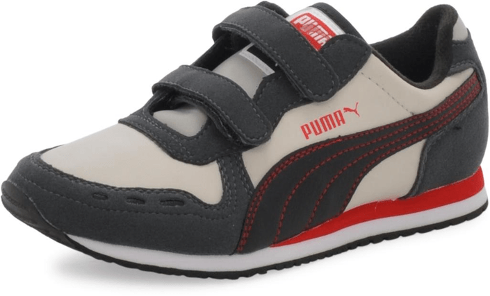 Puma - Cabana Racer Sl V Kids Dark Shadow