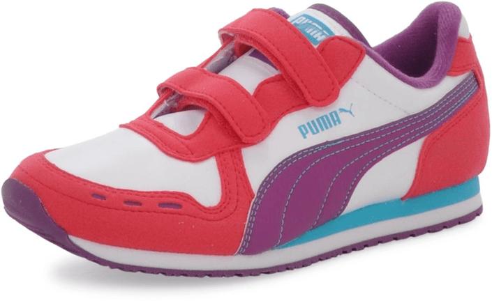 Puma - Cabana Racer Sl V Kids Pink